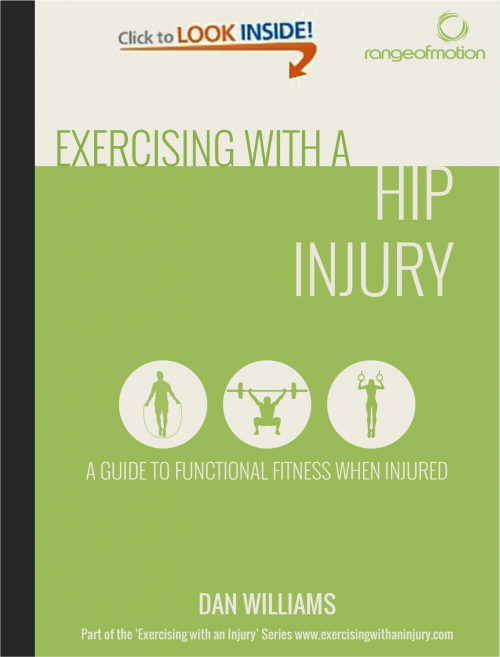 Exercising with a Hip Injury