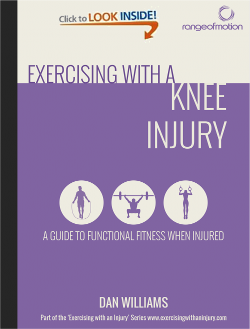 Exercising with a Knee Injury