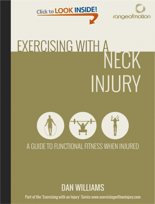 Exercising with a Neck Injury