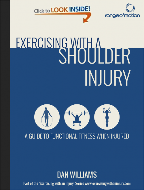 Exercising with a Shoulder Injury